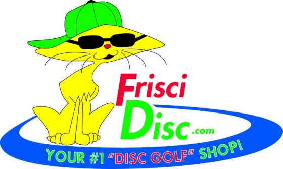Frisci Disc Logo Disc Golf Grand Rapids
