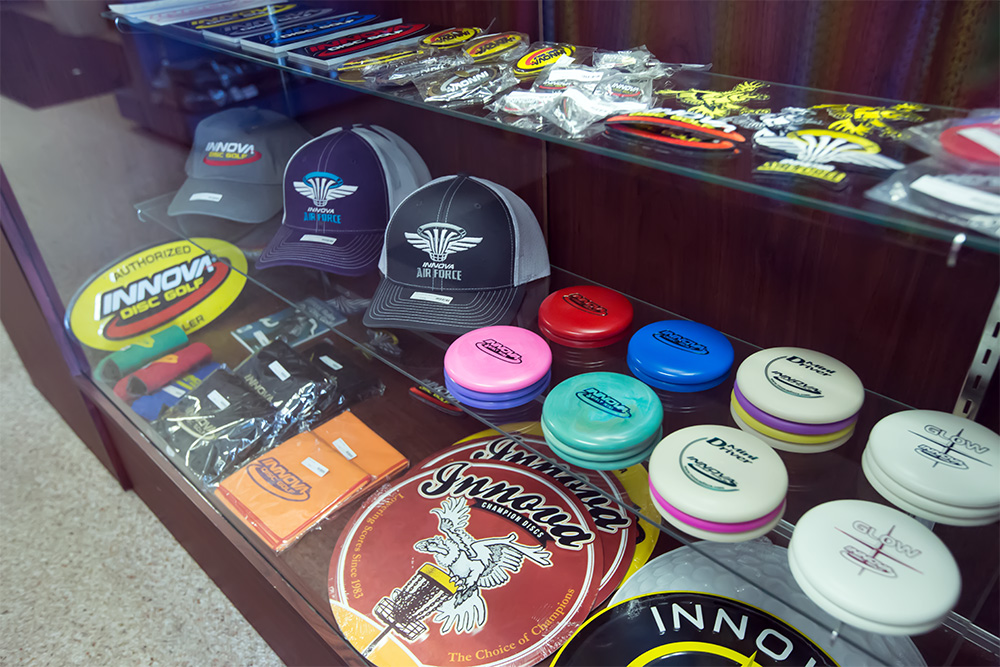 Grand Rapids Disc Golf accessories