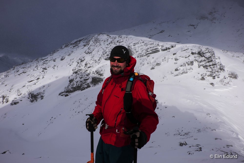 Ski Guide Nick D'Alessio, Remarkable Adventures