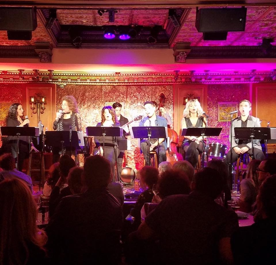 Marlain Angelides at 54 Below