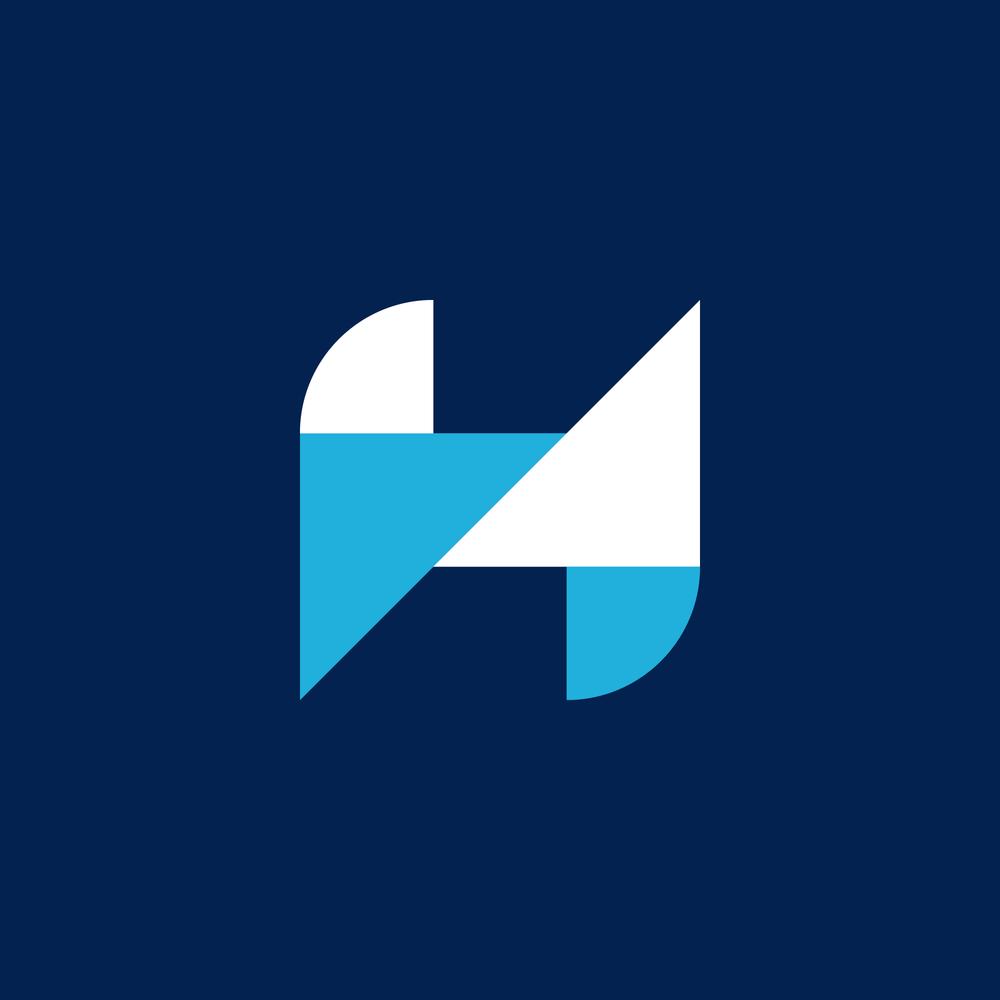 H logo by Alex Pasquarella