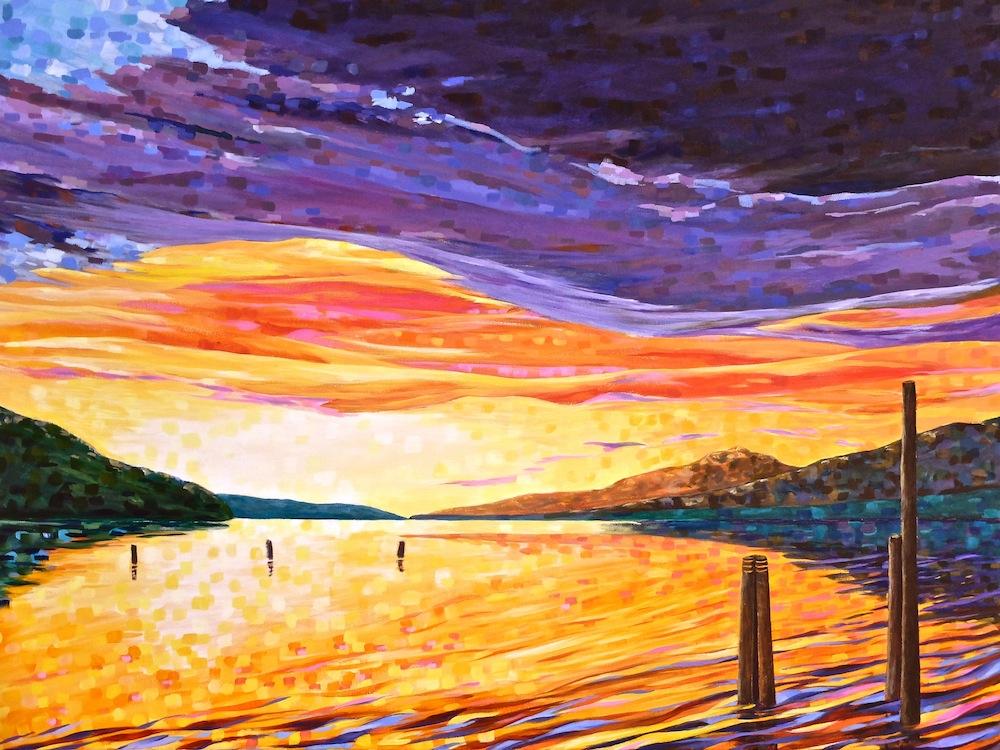 Denman Sunrise II