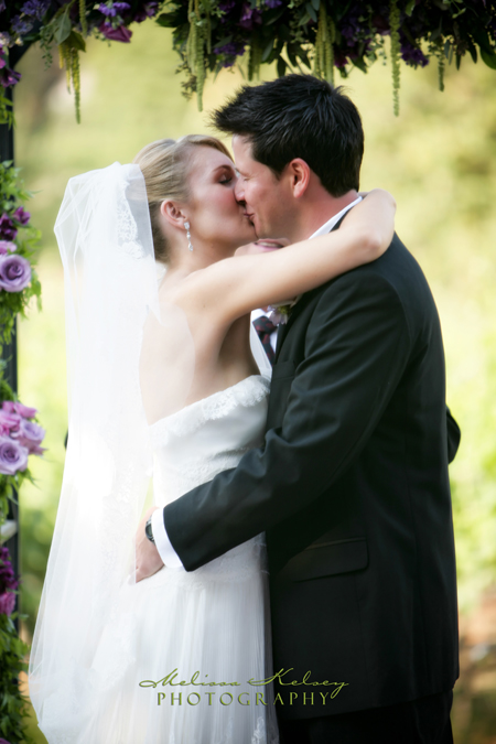 northern california wedding ceremony