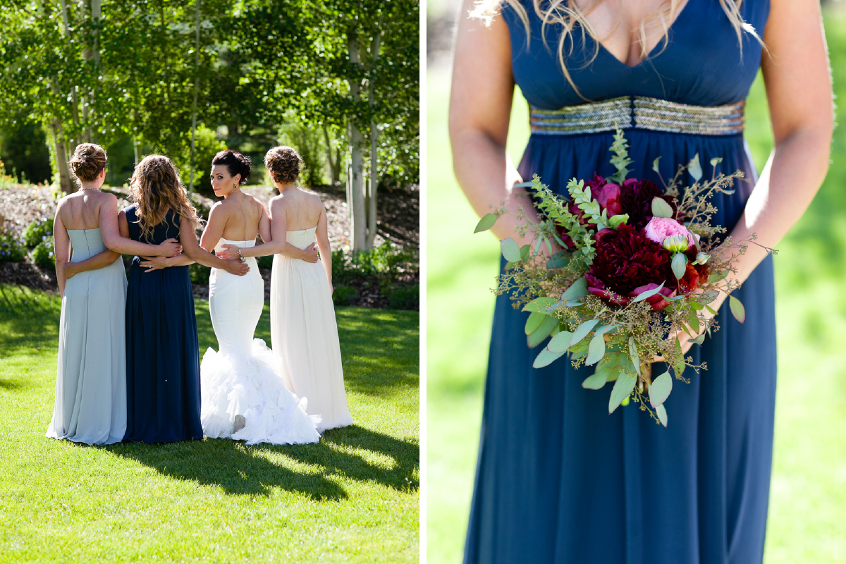 park city bridesmaids