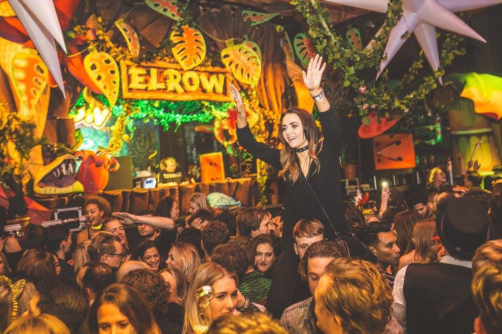 Elrow feat. PG96 Synergy Horns