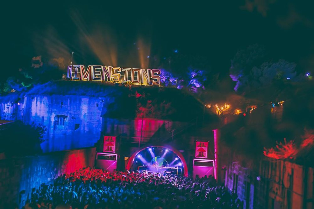 Jerichos at Dimensions Festival