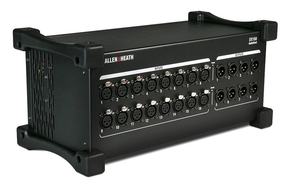 Allen and Heah DX168 expander box