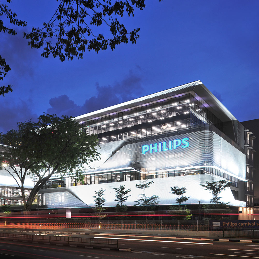 THE PHILIPS APAC CENTER