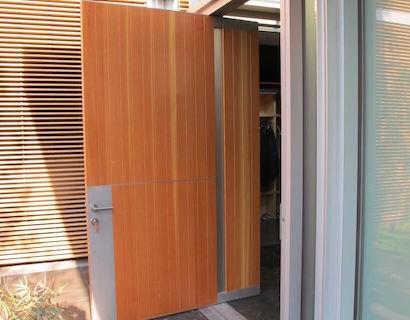 Pivot Doors