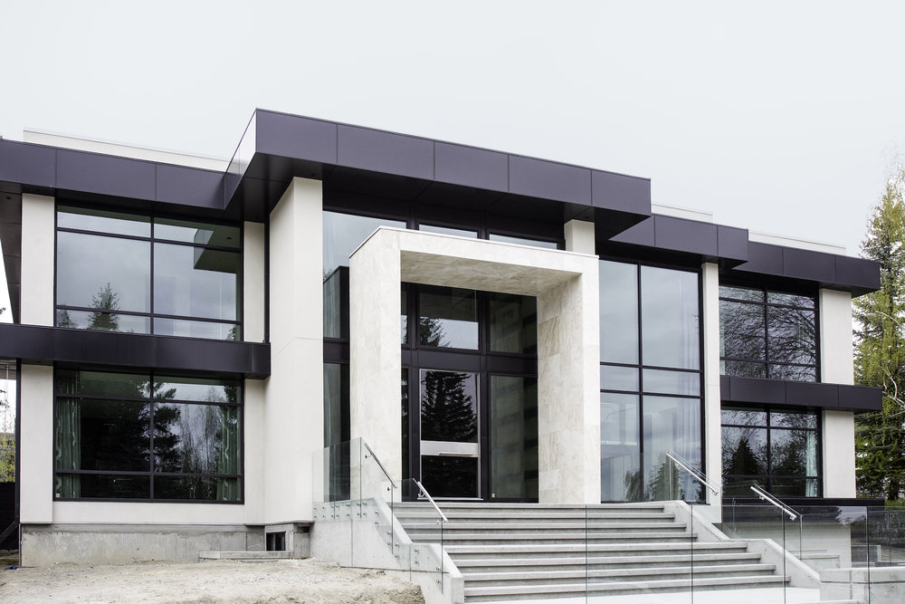 Domestic building excellence   At Alumicor, they've gone to great lengths to achieve building excellence with aluminum envelope products. At TAG, we go extra mile to make their systems perform in custom residential applications.
