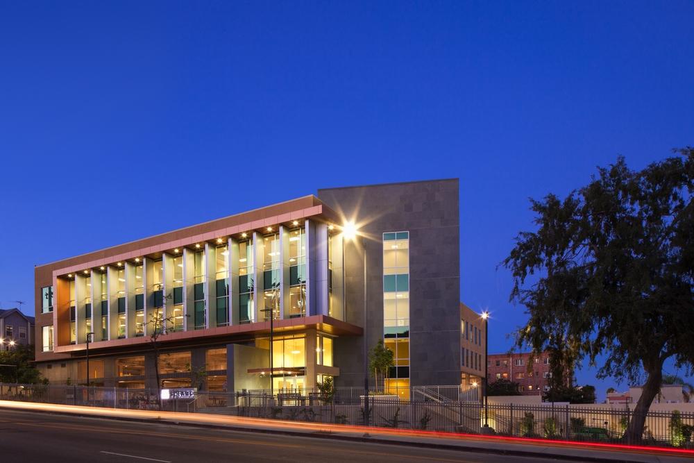 SCLARC Legacy Building