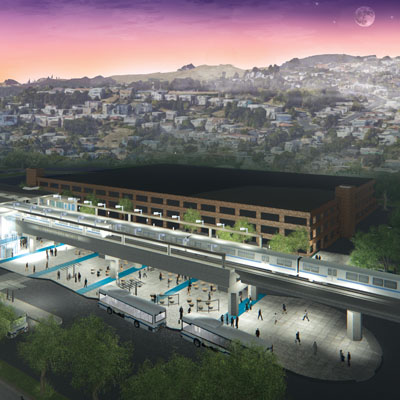 BART El Cerrito del Norte Station Improvements