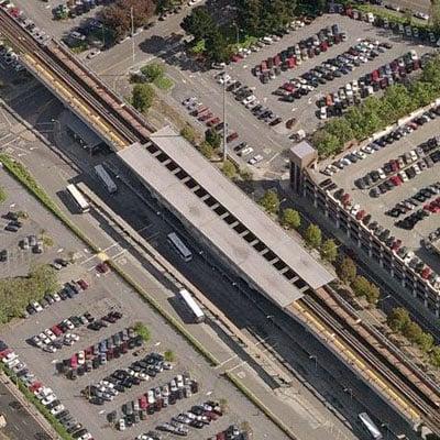 BART Station Modernization Concept Study: El Cerrito Plaza and El Cerrito Del Norte