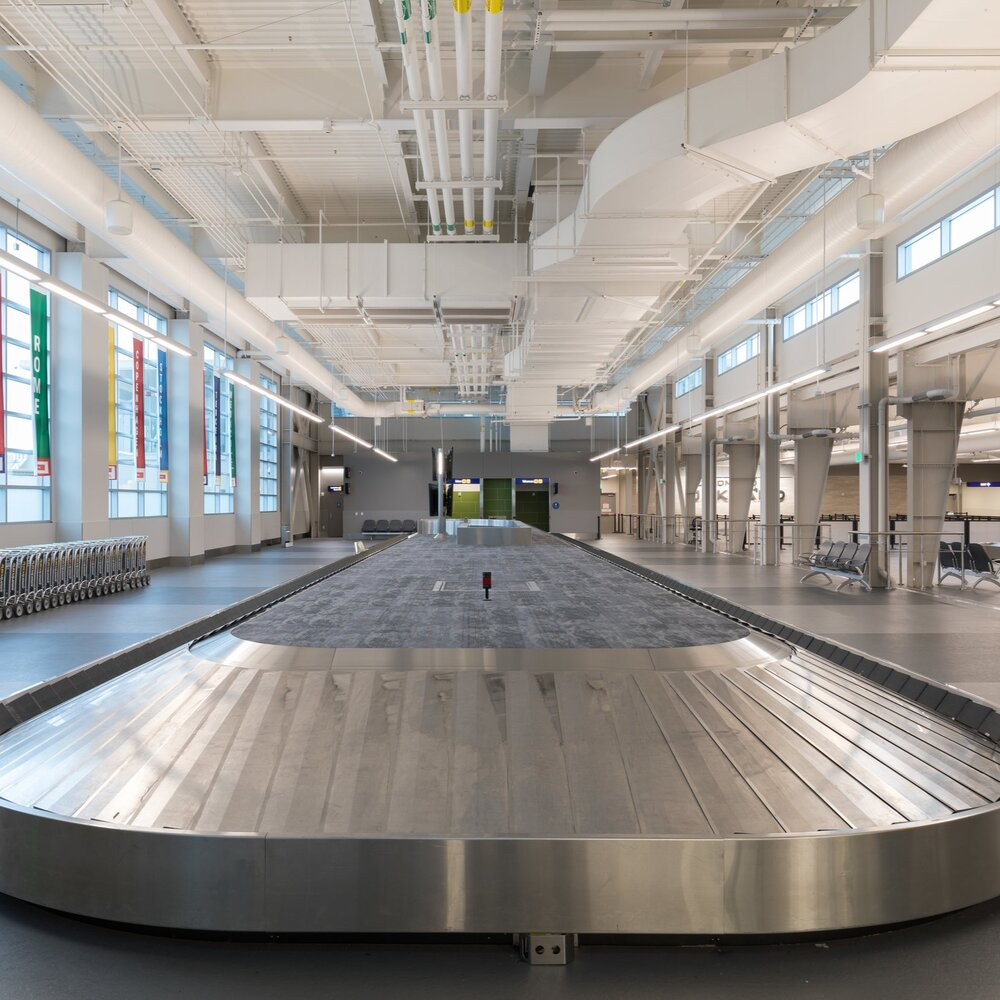 Oakland International Airport, International Arrivals Building Improvements
