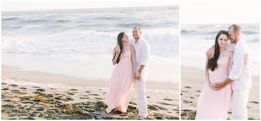 coral cove maternity photos- kimberly smith photography
