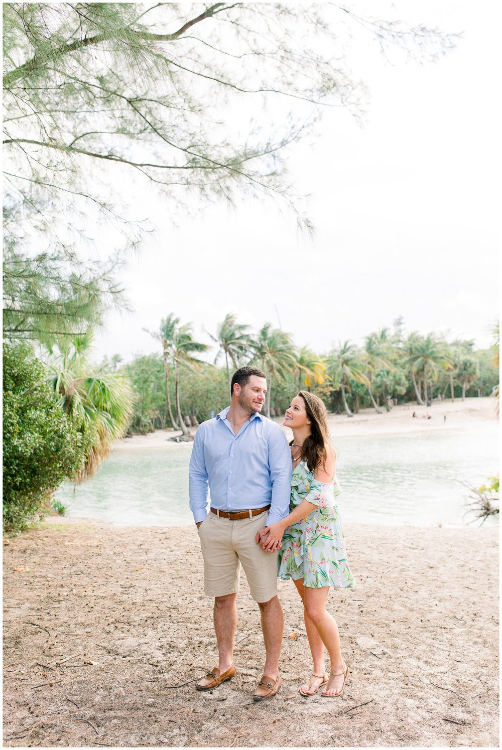Dubois Park Engagement Photos- South Florida Wedding Photographer- Coastal Engagement Photos- Beach Engagement Photos- Palm Beach Wedding Photographer