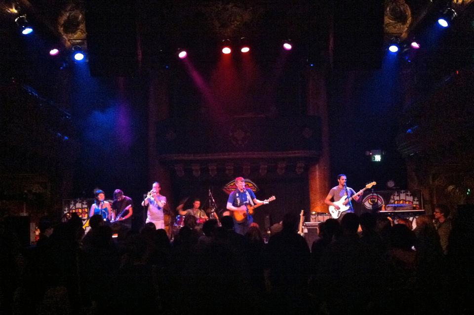Great American Music Hall. Amazing venue. Amazing sound. Amazing people. Thank you!