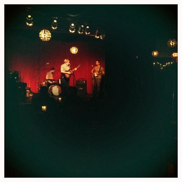 Live at Hotel Cafe, LA