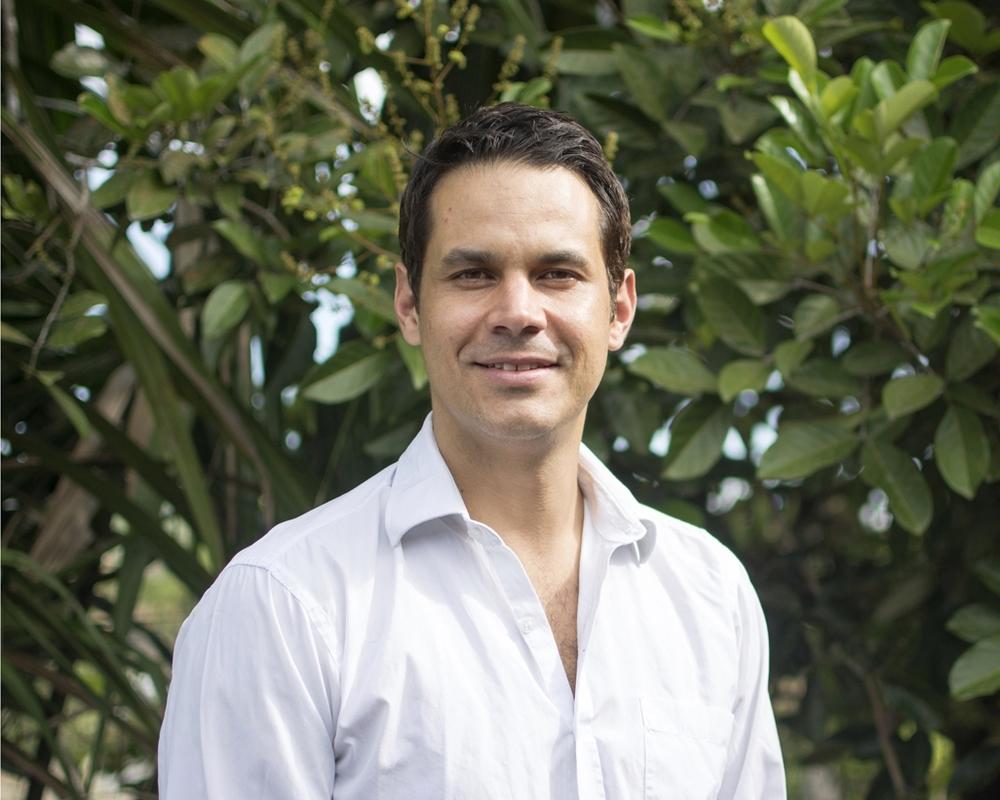 Andy Gavilanes, CEO & Co-Founder