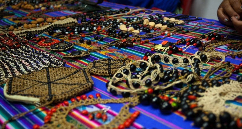 Amazonian Arts: Pottery, Jewelry, Weaving, Dance, and Music -
