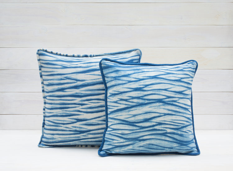 diy hh style decorating projects pillow cover eddiy shibori march design pillows