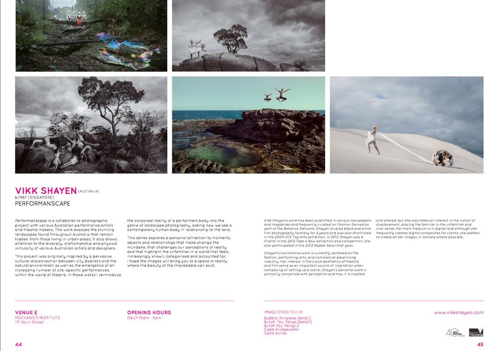 Ballarat International Foto Biennale 2013 Program Guide