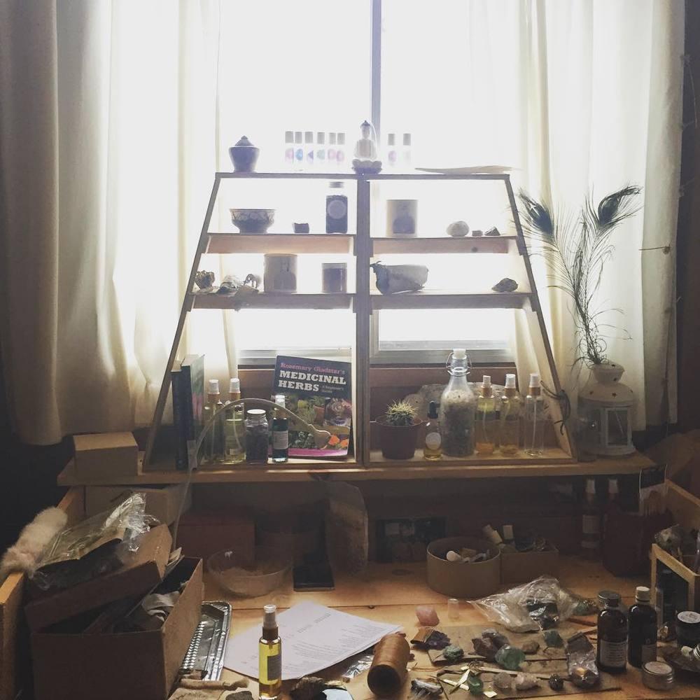 Sweet Spirit Apothecary Studio