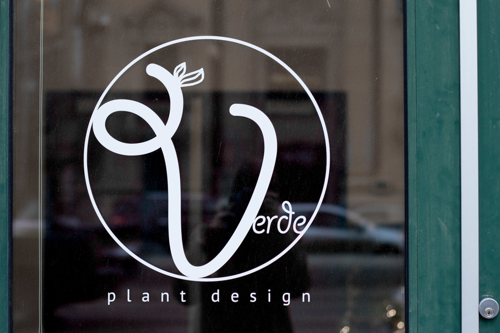 Verde Plant Design in Winnipeg, Canada // via thebotanical.ca