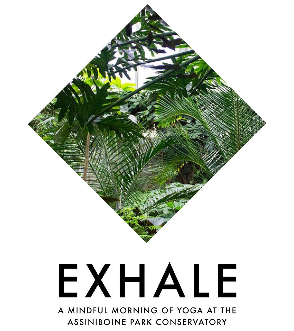 Exhale // via www.thebotanical.ca