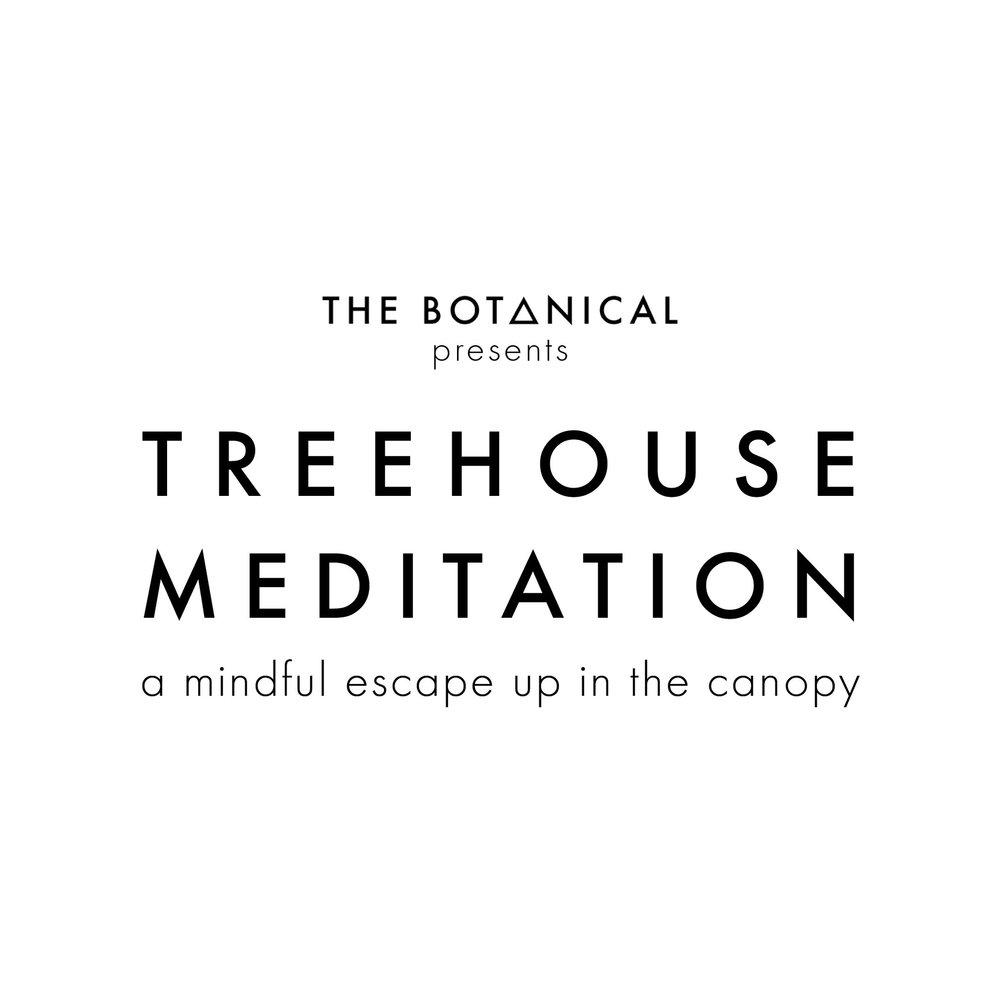 Treehouse Meditation