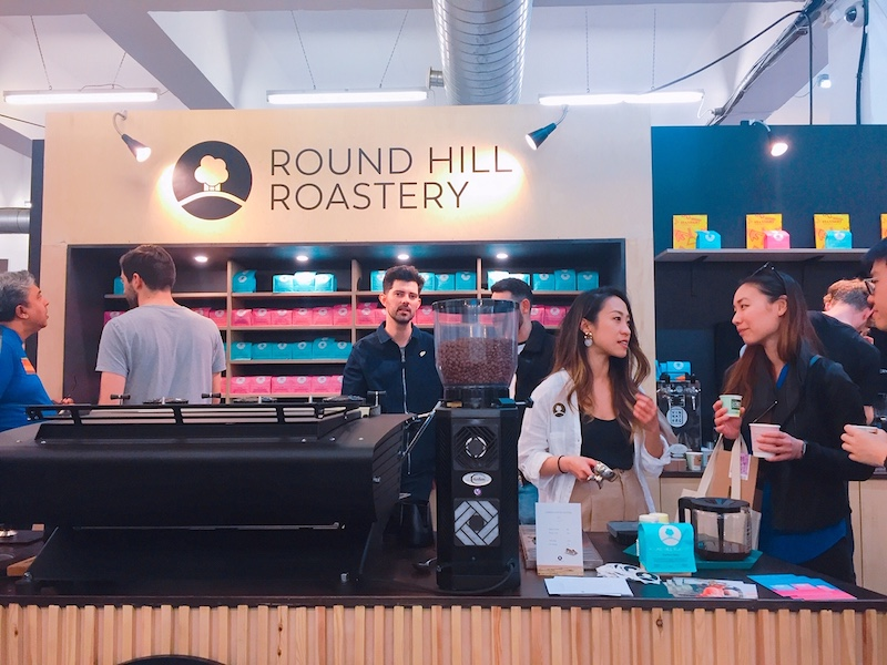 round hill roasters