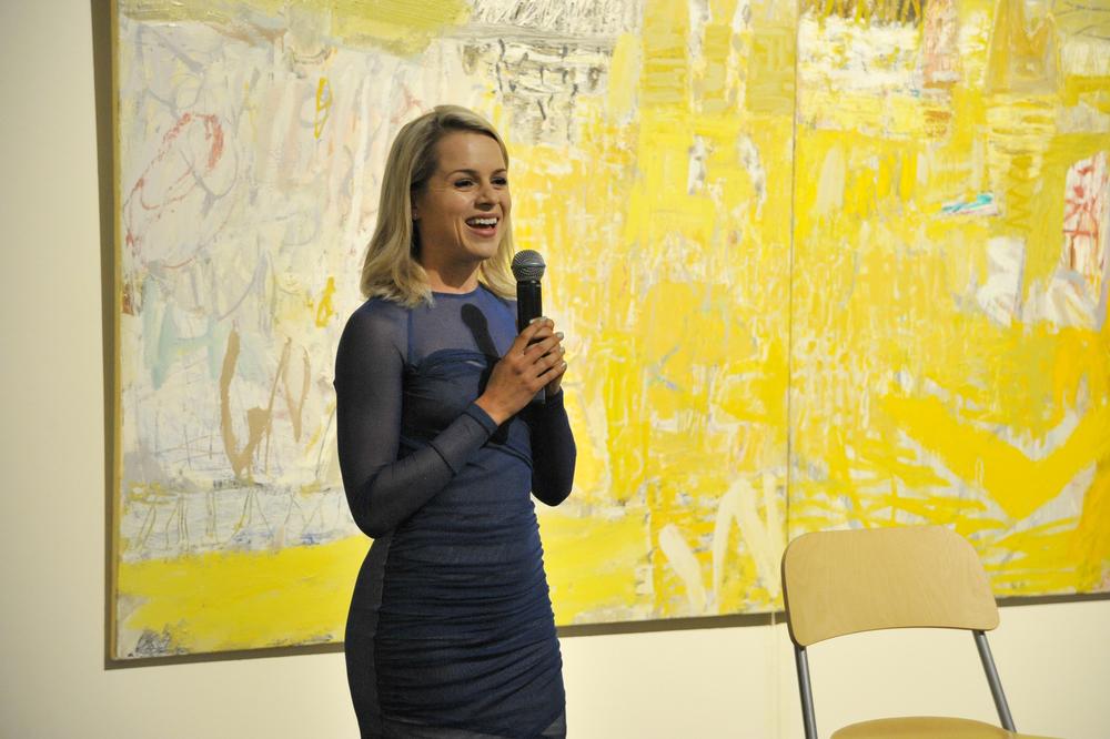 Ellie Swaitkiwsky at ORAF 30th Anniversary