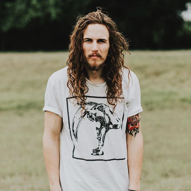 @silentgarrett of @silentplanetband 📷 - @rodcooleyvisuals  Sabertooth Skull shirt is available on our website. Link in bio.  #nohype #nohypeapparel #silentplanet #fashion