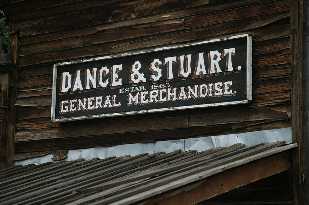 Dance, Stuart General Store, Virginia City, Mt.