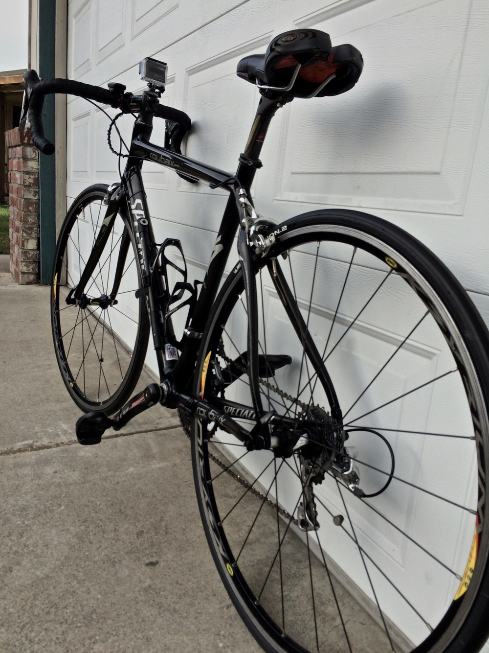 My 2004 Specialized Roubaix