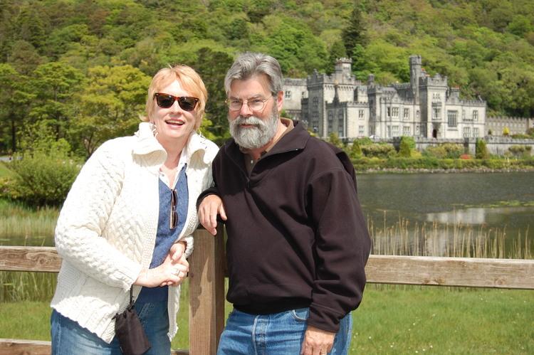 Wendi and Bill Maxwell