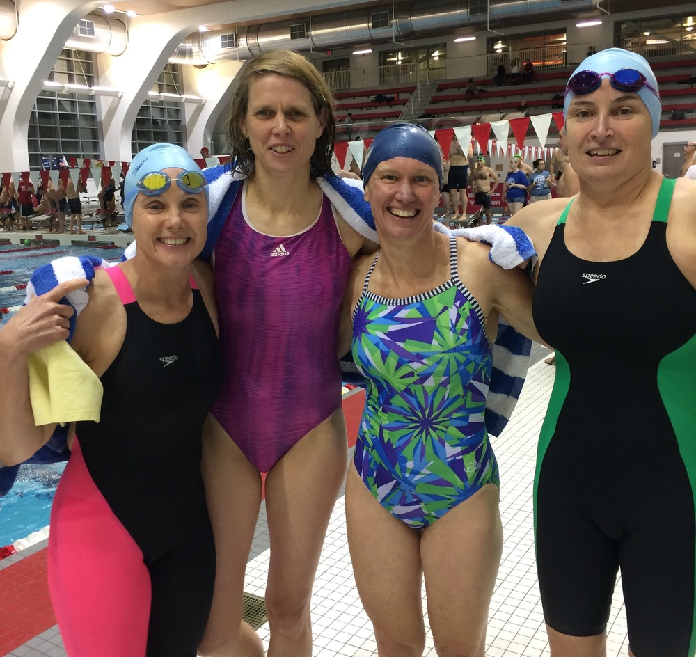 NE-LMSC Short Course Meters Championship & Colonies Zone Championship  by Sue Jensen
