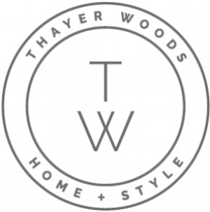 THAYER WOODS  HOME + STYLE