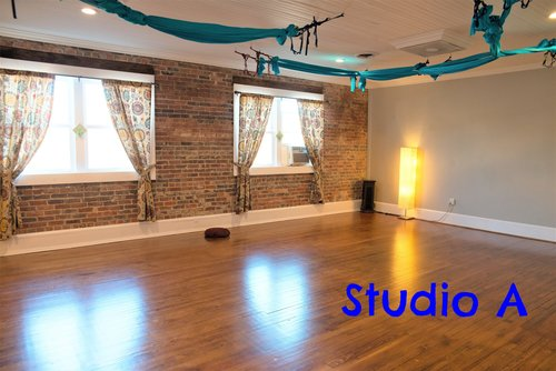 rent our space — On Track Yoga