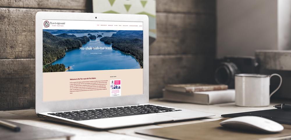 Tla-o-qui-aht First Nations Website
