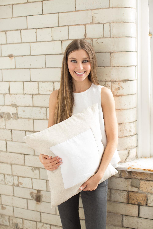 Irish Designer-Maker Katie Larmour of Katie Larmour Design, Luxury Irish Linen Brand1.jpg