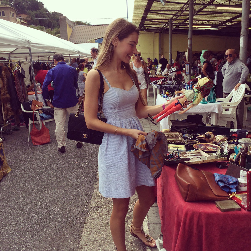 Katie Larmour Vintage Finds at the Brocantes : Markets 4.JPG