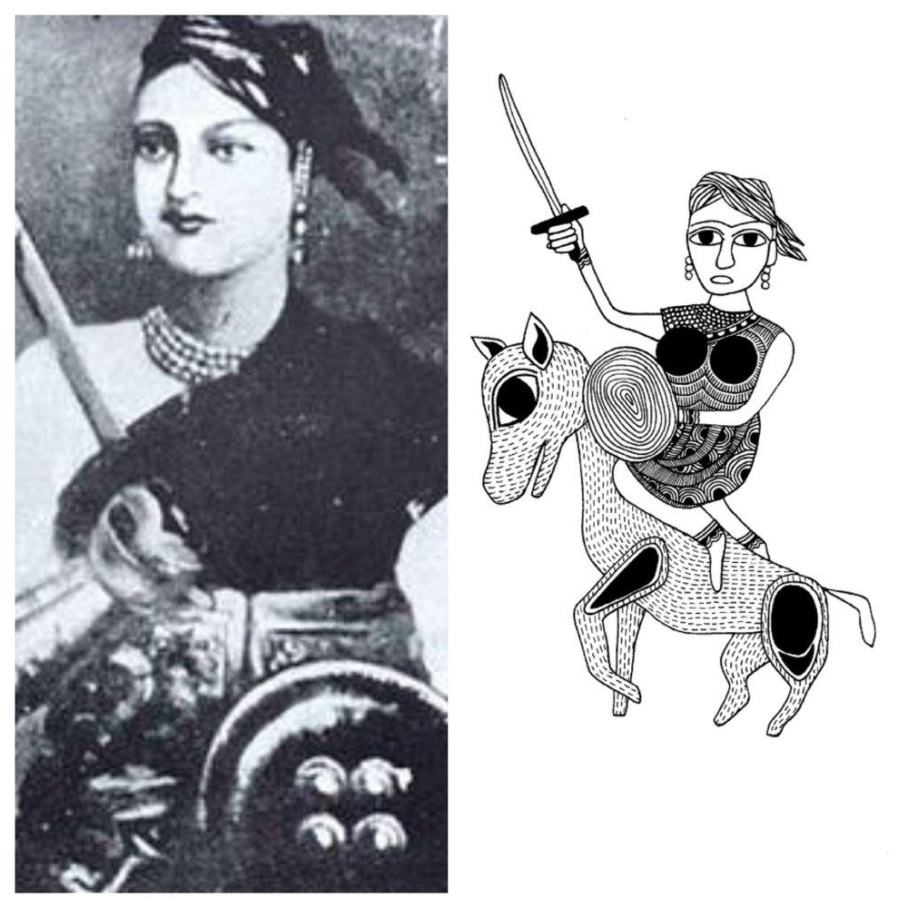 Laxmibai, Rani of Jhansi