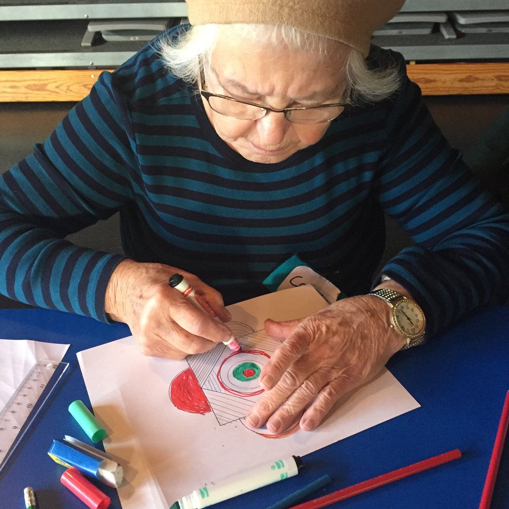 Arts & Health Elders Program