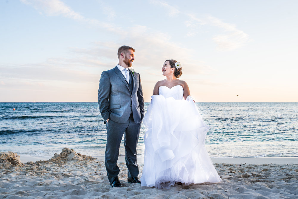 ASHLEY + DYLAN • PLAYA DEL CARMEN, MEXICO