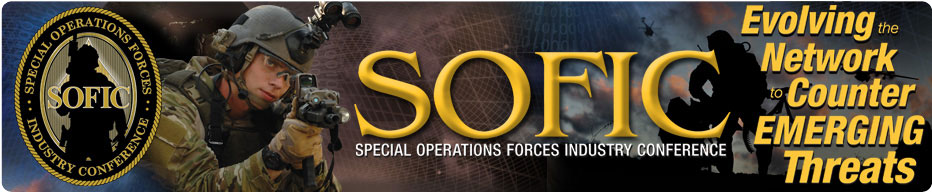"2016 SOFIC (Special Operations Forces Industry Conference) will be held May 23–26, 2016 at the Tampa Convention Center, Tampa, FL. This year's conference theme, ""Evolving the Network to Counter Emerging Threats,"" reflects the enduring vision of a global Special Operations Forces (SOF) network, acknowledging the SOF network is in place and now must adapt to address present and future threats. The conference will provide a forum for military, including partner nations, government, academia, and industry stakeholders to network and discuss how to best support global SOF in today's environment.  Tricom Research will be proudly displaying our products at SOFIC this year.  We will Booth #244. Contact Tony Urenda (turenda@tricomresearch.com) for further information"