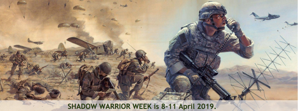 Tricom Research Inc. is proud to continue its support of the Shadow Warrior Association. Stop by and see us in Booth 34 at the Shadow Warrior TechNet Expo, April 10th-11th.