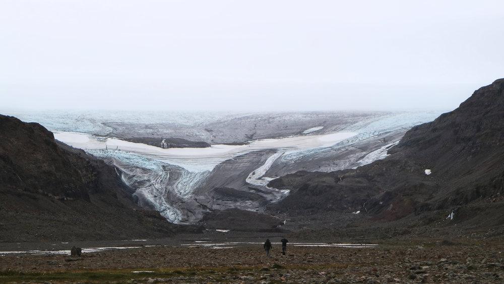 Drangajokull Glacier