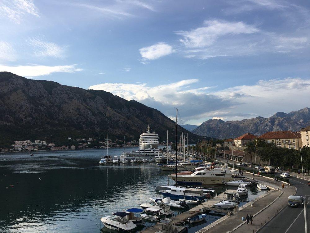 Montenegro Bay