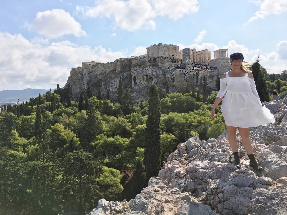 The Acropolis The Ultimate Balkans Tour Busabout